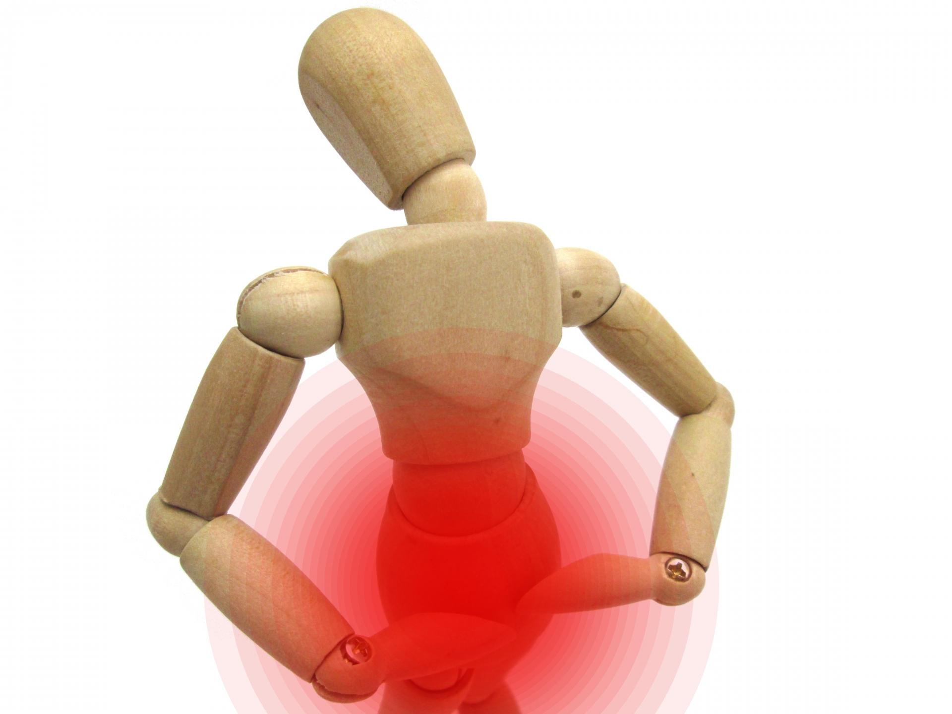 神経性腰痛