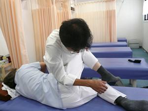 臀部の痛みに対するASTR